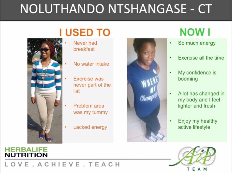 Noluthando Ntshangase