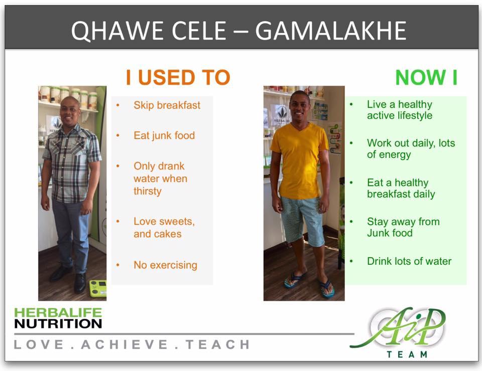 Qhawe Cele